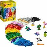 LEGO Classic Creative Brick Box 11016 (1200 Pieces) $59.56 (RRP $79.99) Delivered @ Amazon AU