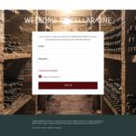 6x St Hallett Black Clay Shiraz 750ml $69 Delivered @ Cellar One