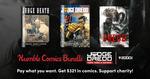 [eBook] Humble Judge Dredd Comics Bundle - A$1.34 Minimum @ Humble Bundle