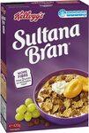 ½ Price: Kellogg's Sultana Bran $2.65, Sukin Shampoo 1L $12.49 & More + Delivery ($0 w Prime/$39+) @ Amazon AU