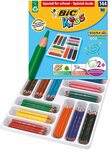 BIC Kids ECOlutions Triangular Colouring Pencils - Set of 144 Class Pack $20 + Delivery ($0 with Prime/ $39 Spend) @ Amazon