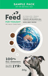Free Dog Food Taster Sample @ Feed for Thought