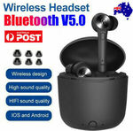 Bluedio Hi Wireless Bluetooth 5.0 TWS Earphones Mini in-Ear Pods $12 (Was $23.99) + $1.99 Delivery @ ledtopderlights2011 eBay