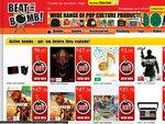 Diablo 3 $47.47 - Wii Music $3.33 - Gears Of War wallet $0.97 - BeatTheBomb.com.au