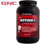 908g Vanilla GNC ProPerformance Nitro+ Whey Protein Isolate - $28.95 + $5.95 Shipping - GR