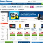 Tax Time Blitz @ Harvey Norman: iPhone/Samsung Cases $0.49, Nokia Lumia 520 Unlocked $128 & More