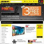15% off TVs @ JB Hi-Fi