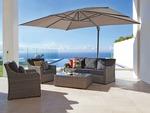 Shelta's 3.5 Savannah Outdoor Umbrella for $930 + Free Cover @ Shade Australia