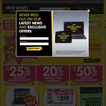 Dick Smith $15 off $70+ Spend
