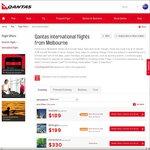 $1290 Australia to Los Angeles on Qantas (New Horizons Sale)