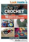 $0 18 Amazon Kindle eBooks Free Only Today - How to Crochet/Diet/Self Help/Survival