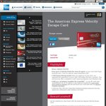 $0 Annual Fee for American Express Velocity/Qantas Cards