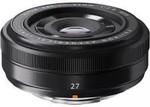 Fujifilm XF27MM Lens, $99.95 after $200 Cashback @ Teds