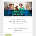 Free Night or Weekend Parking @ Secure Parking (Requires Facebook)