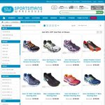 2 Pairs ASICS Gel Equation7 Shoes for - $90.00, 2 Pairs Adi Questar Boost Shoes for $135 Shipped @ Sportsmans Warehouse
