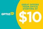Optus $30 Prepaid SIM Starter Kit for $1 @ Scoopon