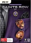 Saint's Row IV Commander in Chief Edition PC $4 @ Harvey Norman