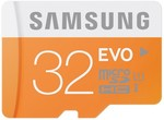 Samsung EVO 32GB MicroSD & SD Adapter $12.09 Delivered @ PC Byte