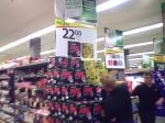 24-can Pepsi variety cubes 2 for $22 at Safeway/Woolworths