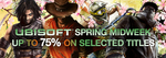 [GamersGate] Ubisoft Spring Midweek sales - Ubisoft PC games from $3 (Call of Juarez Cartel, Trackmania, Mad Riders, etc)