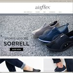 40% off Full Priced Styles @ Airflex