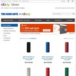 Logitech UE Boom 2 for $140.80 C&C (RRP $199) & Samsung/LG TV Deals @ The Good Guys eBay