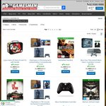 3 Day Sale @ The Gamesmen over 190 Products, Amiibo from $6, DOOM $49.95 & More