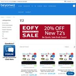 Beyonwiz EOFY Sale, 20% off T2 Triple Tuner PVR, Priced from $239.20 Plus $15 Auswide Shipping