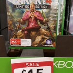 Far Cry 4 Xbox One $15 @ Target Doncaster VIC