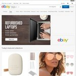 10% off Sitewide @ eBay (Min Spend $75)