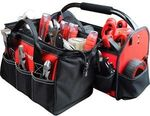 "ToolPro Tote and Bag Combo - 15"" & 12"" $14.99 (was $49) at Supercheap Auto"