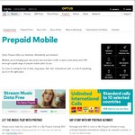Optus $30 Prepaid Starter Kit $10 Delivered @ Optus Online