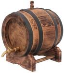 Oak Port Barrel 15% off Christmas Sale, 1.5 Lts to 10 Lts Barrels Available @ Getgift.com.au