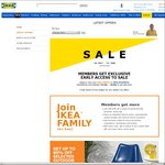 IKEA Tempe NSW Save 80% off Selected Outdoor Furniture [Membership Required]