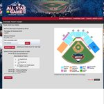 [MEL] Free GA Tickets (up to 2) to The Australian Baseball League All-Star Game, Thu Dec 22 7pm