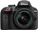 Nikon D3400 DSLR Camera with 18-55mm Lens Kit $397 (after $50 Cashback) @ Harvey Norman