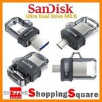 SanDisk OTG 128GB USB $42.82, Xiaomi 10000mAh QC2.0 Type-C Powerbank $40.01 @ShoppingSquare eBay