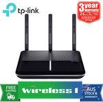 TP Link Archer VR600 VDSL/ADSL2 Router Modem $122.4 Via Wireless1 eBay
