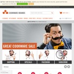 Free Shipping @ Cookware Brands