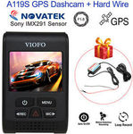 Viofo A119S V2 + GPS Dashcam + Hardwire Kit $100.50 Delivered @ smartway2015 eBay