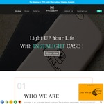 EOFY 50% off InstaLightCase for iPhones, Selfie Light Case with an Internal PowerBank @ InstaLightCase $19.99, Free Shipping
