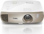 BenQ W2000 Home Cinema Projector ($1607.5) + 3 Year BenQ Warranty + 3x BenQ 3D Glasses @ Hot.com.au