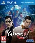 Yakuza 0 PS4 $38.98 Delivered @ OzGameShop