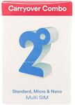 New Zealand 2 Degrees Travel SIM Card - 1GB Data - 150 Mins Calls to AU/NZ - Unlimited Text, $11.70 Shipped @ SoEasy.travel