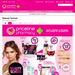 Priceline 1/2 Price All Rimmel, Max Factor Mascara, OGX, Lux Body Wash, Simple Skin Care (Except Water Boost) 40% Off Pond's