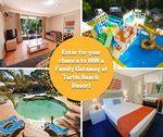 Win 5 Nights' Accommodation for 4 at Turtle Beach Resort, Mermaid Beach, Queensland [No Travel]