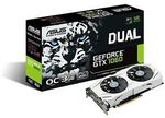 Asus Nvidia GeForce GTX 1060 Dual OC 3GB GDDR5 Gaming Graphics Video Card HDMI $271.20 at Futu eBay