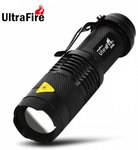 "Cree Q5 Ultrafire Torch ""300 Lumens"" & Bicycle Handlebar Mount $1.68 USD / $2.17 AUD Shipped from Rosegal"