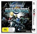 Nintendo 3DS: Metroid Prime Federation Force $10 Zelda Tri Force Heroes $19 Pokemon Moon $34 + More @ JB Hi-Fi