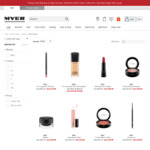 20% off MAC Cosmetics at Myer